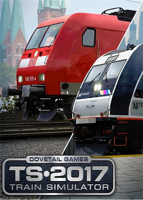 Train Simulator 2017 Steam CD Key