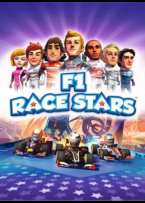 F1 Race Stars Steam CD Key