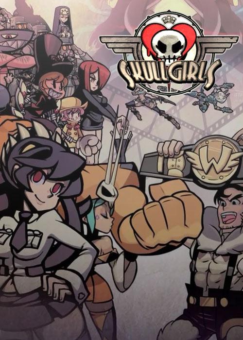 Skullgirls 2-Pack Steam CD Key