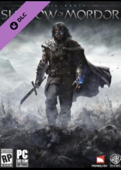 Middle Earth Shadow Of Mordor GOTY DLC Edition Steam CD Key