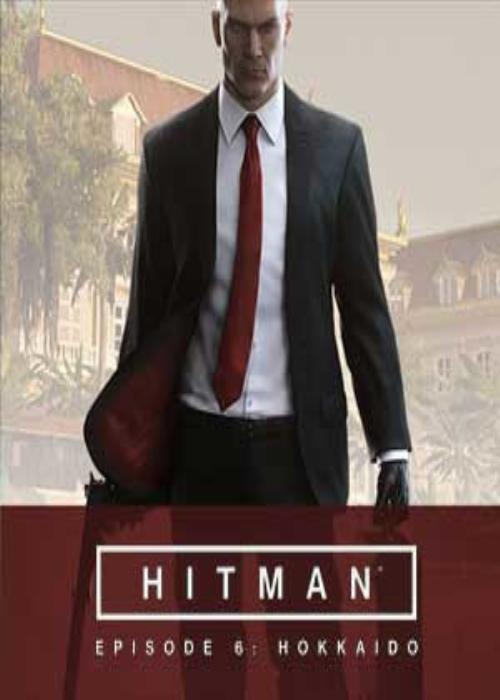 Hitman Episode 6 Hokkaido Steam CD Key