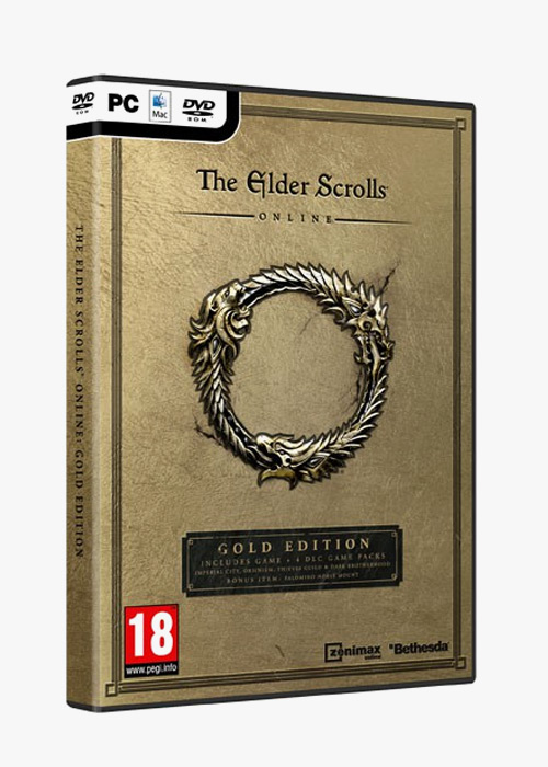 The Elder Scrolls Online Gold Edition CD Key GLOBAL