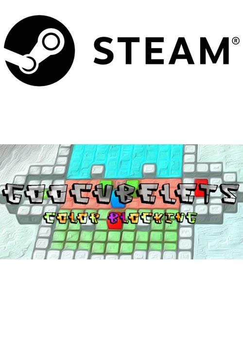 GooCubelets Color Blocking Steam Key Global