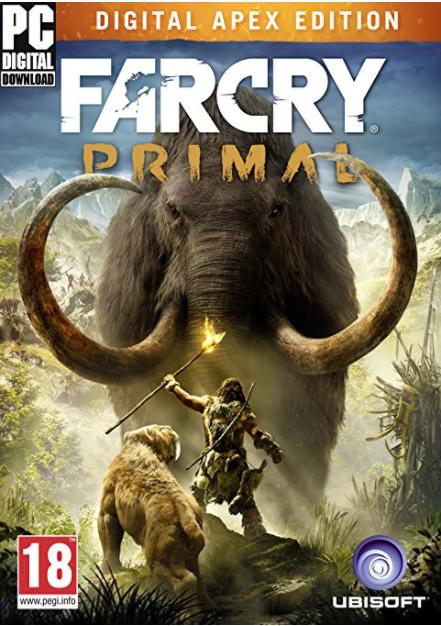 Far Cry Primal Digital Apex Edition Uplay CD Key