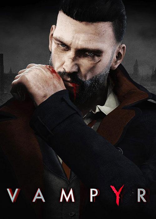 Vampyr Steam Key Global