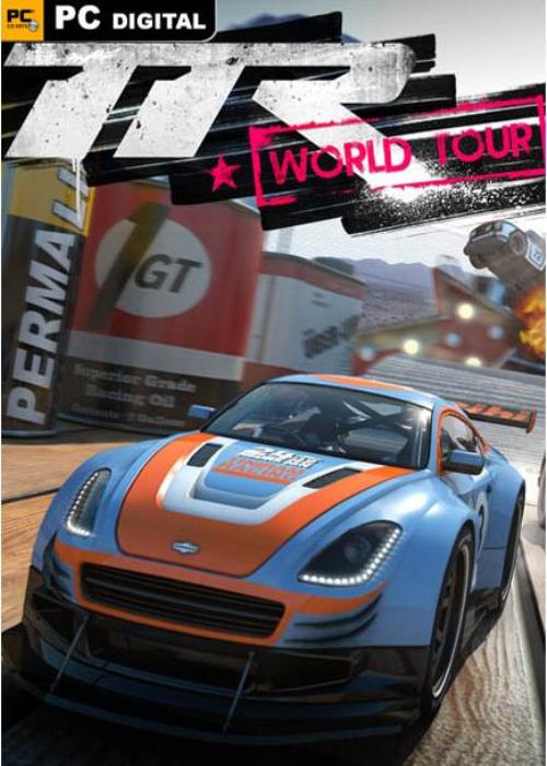Table Top Racing World Tour Steam Key Global