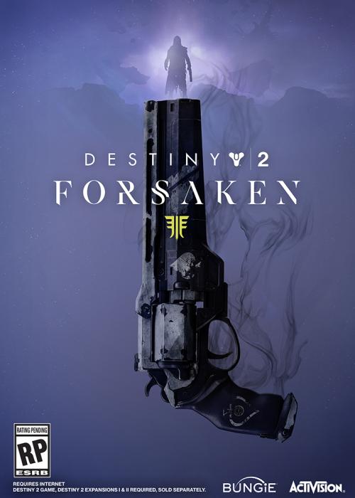 Destiny 2 Forsaken Legendary Edition Blizzard Key EU