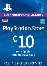 Official Play Station Network 10 EUR DE