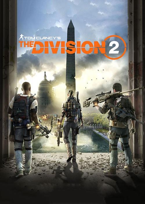 Tom Clancys The Division 2 Uplay Key EU