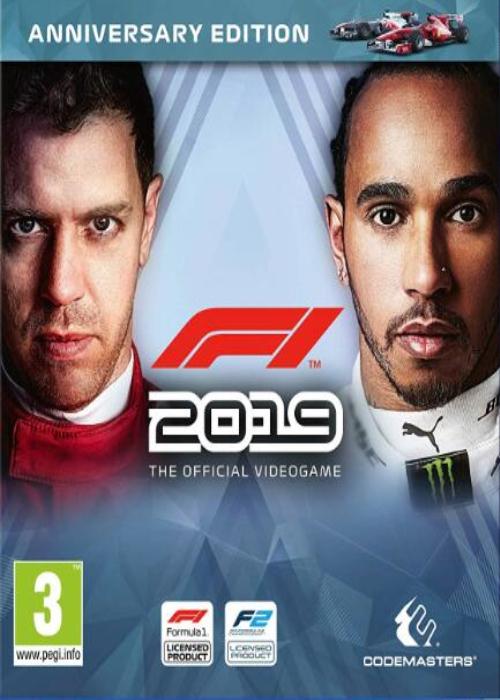 F1 2019 Anniversary Edition Steam Key
