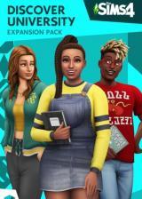 Official The Sims 4 Discover University DLC Origin Key Global