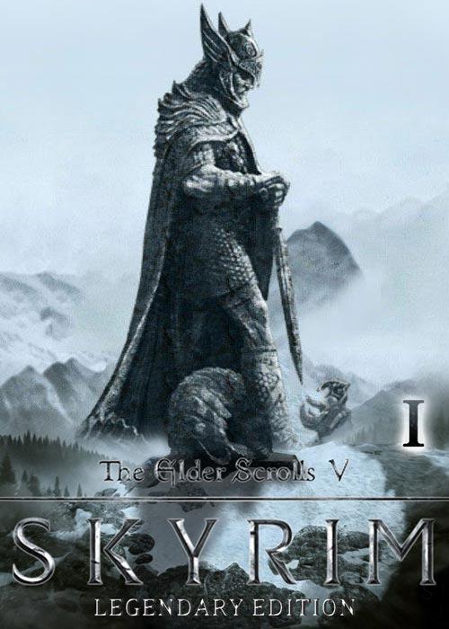 The Elder Scrolls V Skyrim Legendary Edition Steam CD Key EU