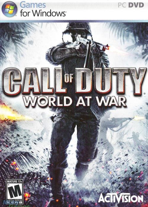 Call of Duty: World at War Steam CD Key