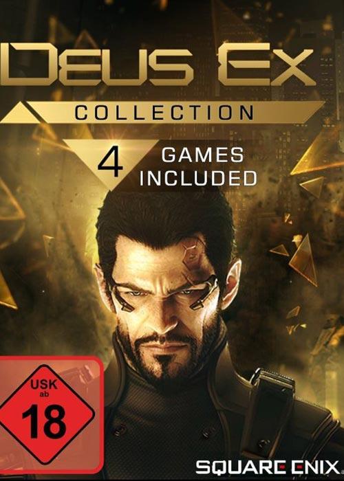 Deus Ex Collection Edition Steam CD Key