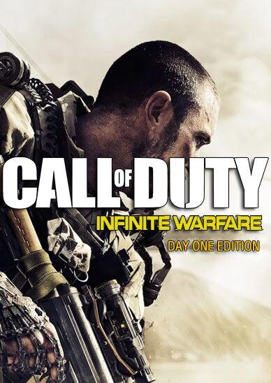 Call of Duty Infinite Warfare Day One Edition STEAM CD KEY EU